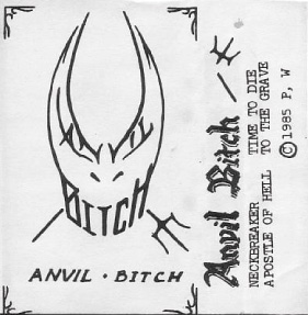 Anvil Bitch demo cover
