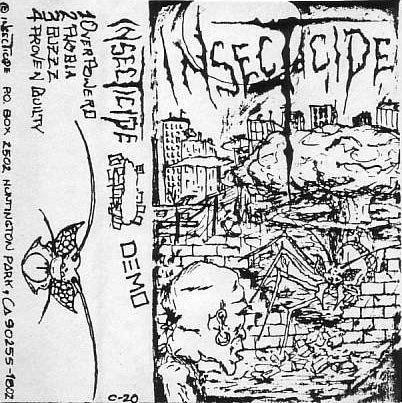 Insecticide demo cover