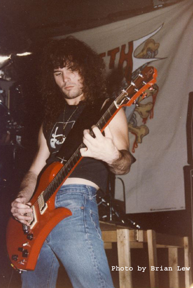 Kerry King in Megadeth