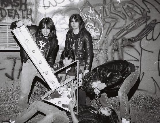 Rotting Corpse, 1985